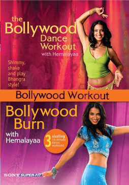 Bollywood Workout Dance Burn 2 Dvd Set